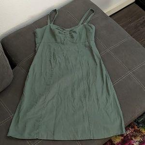 Olive Patagonia Dress